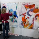 The Creative Painting Space