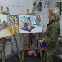 The Creative Painting Space  - Term 3