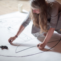 Embodied Drawing - October  - Online